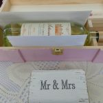 Image for Wine Box and Love Letters