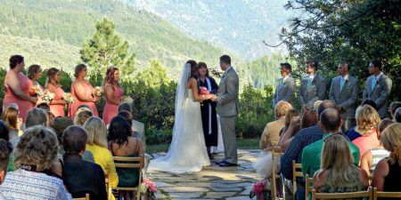 Grand Sierra Pointe: A Beautiful Ceremony Site in Foresthill