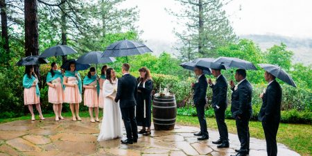 Rain On Your Wedding Day? No Problem