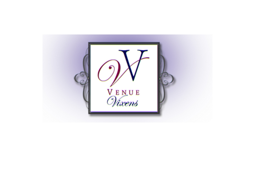 The Venue Vixens logo