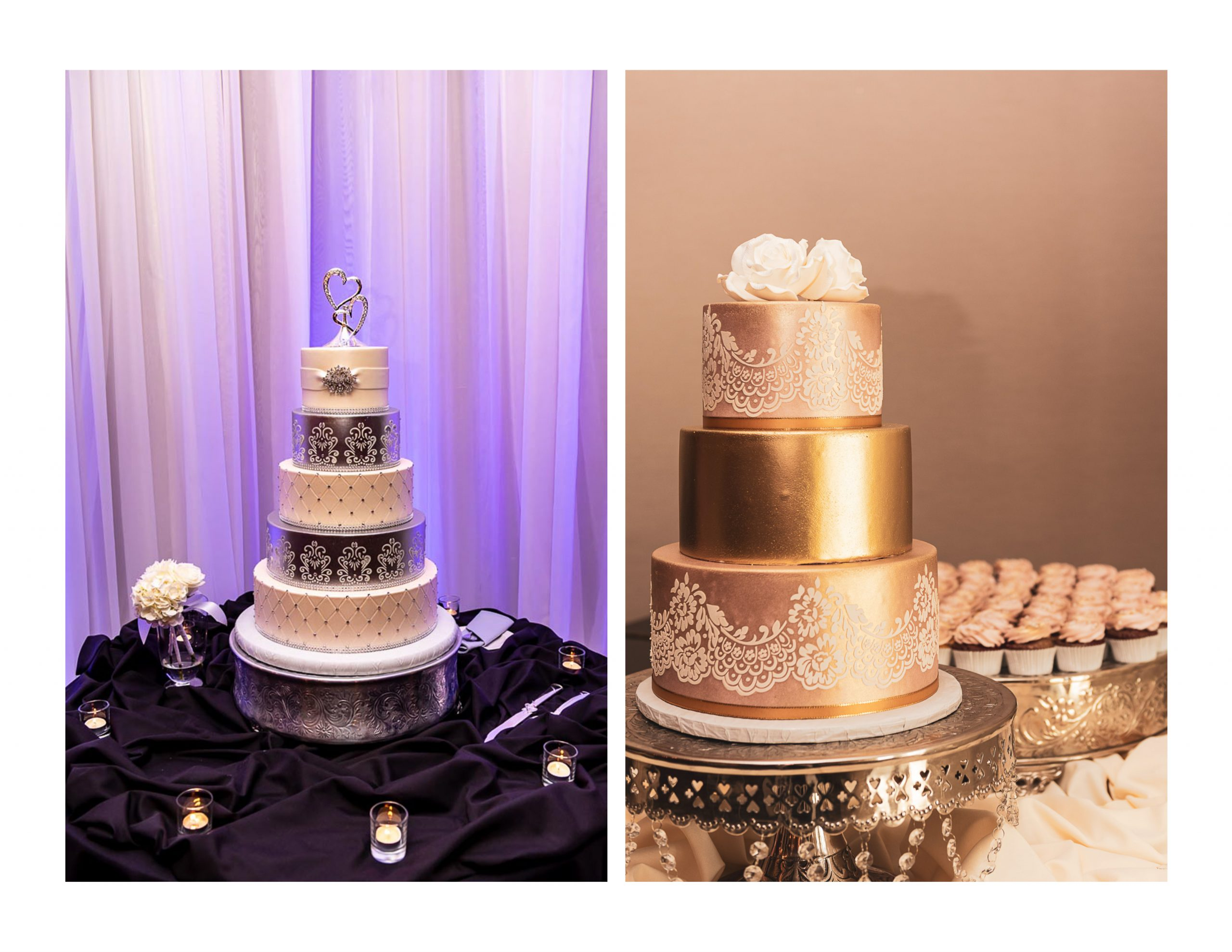 wedding cake, Above and Beyond Cakes, Arden Hills Country Club, wedding vendor, Rev. Jeri Murphy